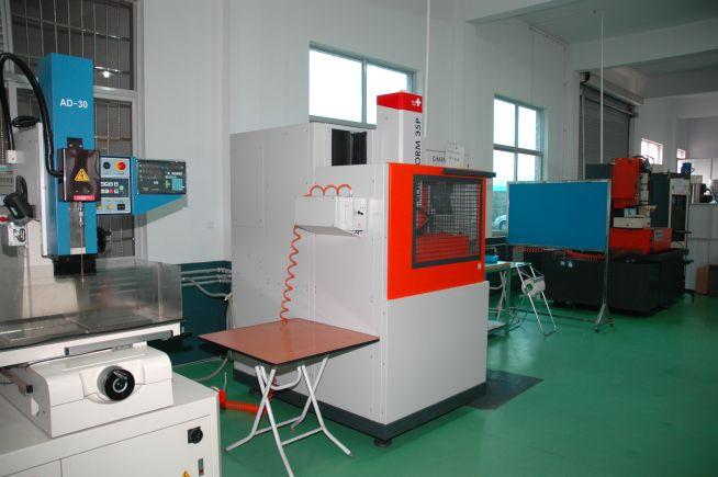 moulage injection plastique acier Chine