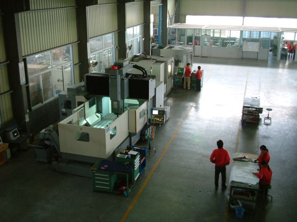mouliste injection plastique acier Chine