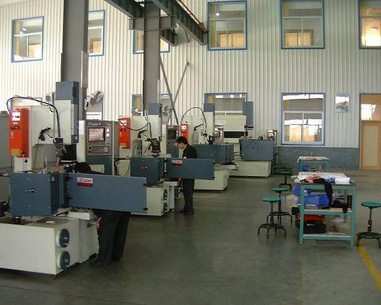 steel mould maker China